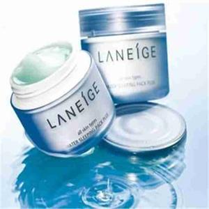 Laneige/兰芝水库锁水滋养睡眠面膜 小样