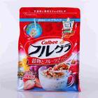 日本Calbee水果颗粒谷物燕麦片